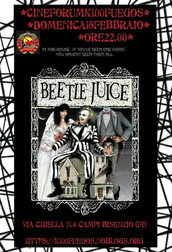 cineforum beetle juice