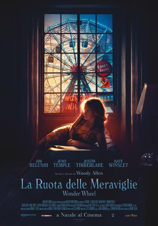 cinema la ruota delle meraviglie