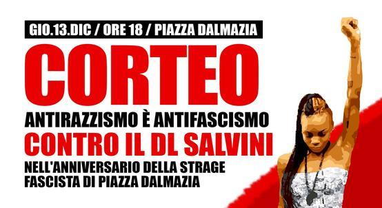Per Samb, Diop e Idy: Corteo Antirazzista Piazza Dalmazia ore 18.