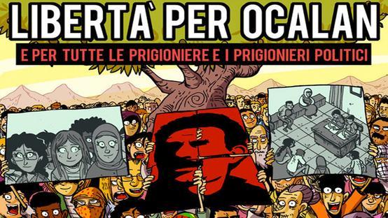 Libertà per Ocalan