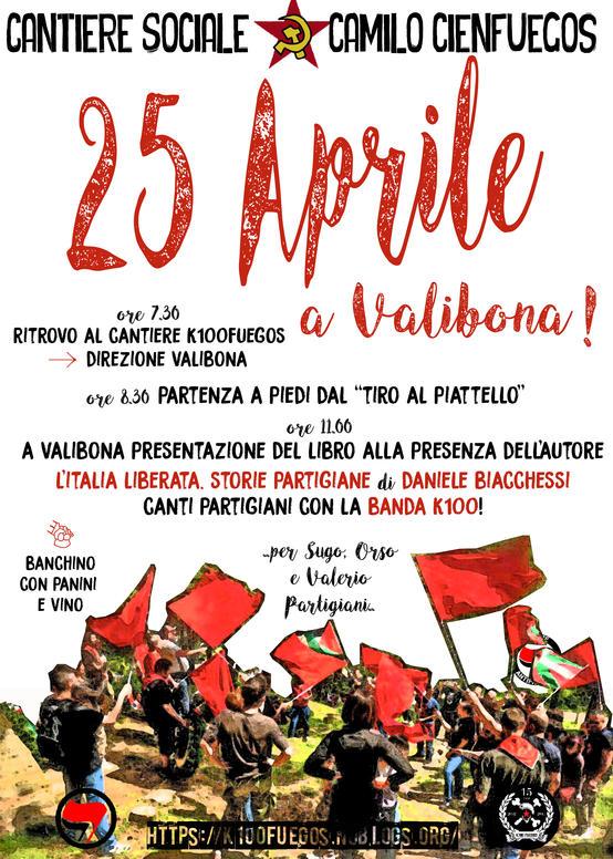 25 Aprile in Valibona