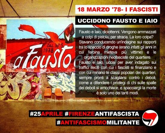 I fascisti uccidono Fausto e Iaio