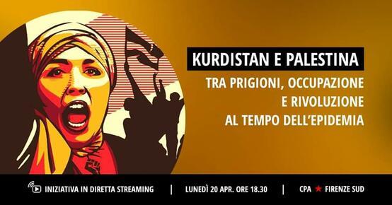 Kurdistan e Palestina