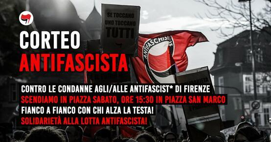 Corteo Antifa