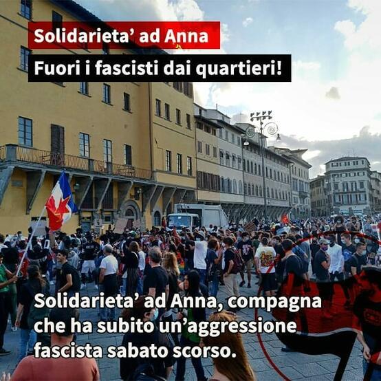 Fuori i fascisti dai quartieri