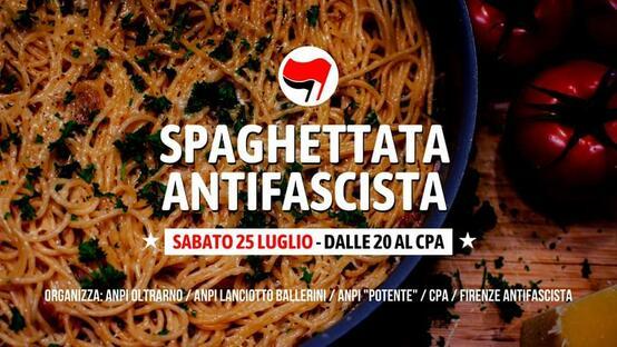 Spaghettata Antifascista