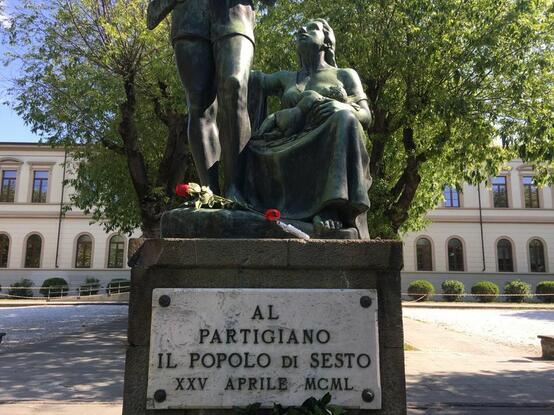 1 settembre 1944: la liberazione di Sesto Fiorentino