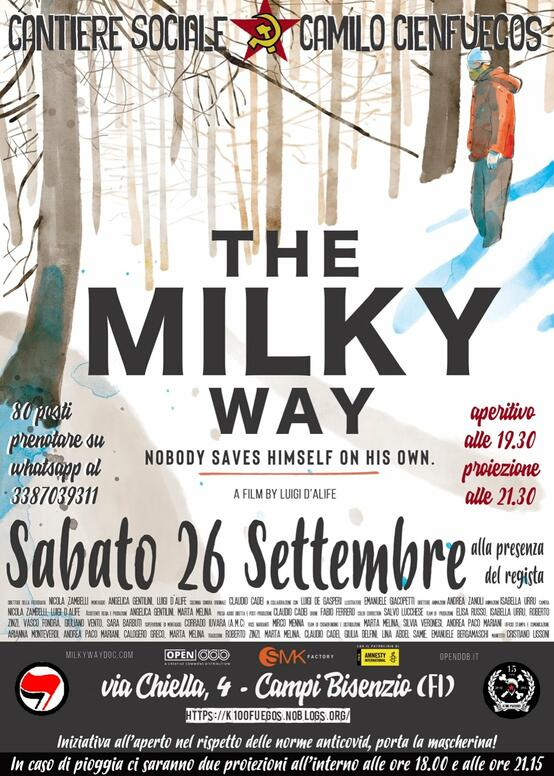The Milky Way - Nessuno si salva da solo