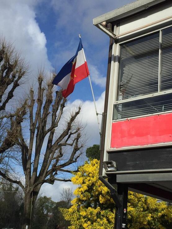 bandiera della Repubblica Socialista Federale di Jugoslavia