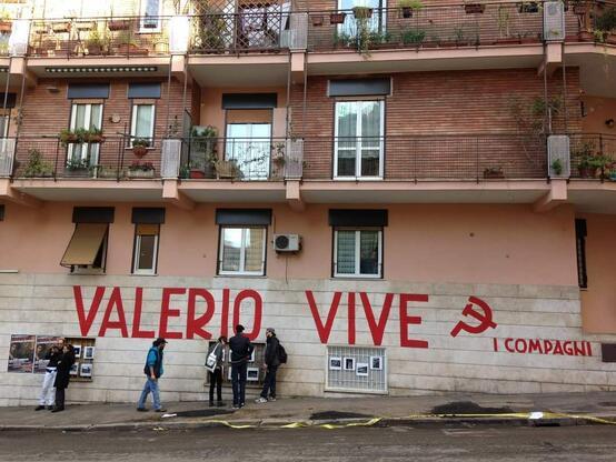 Valerio vive