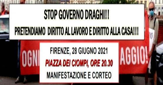 Stop governo Draghi